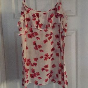 Halogen camisole like new only wore once.